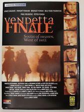 Vendetta Finale (Western 2000) DVD