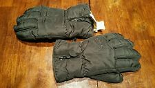 Hot Tips Winter Snow Gloves Black Size Large 40 Grams