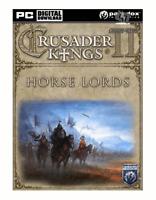 Crusader Kings II - Horse Lords DLC Steam Key Code Pc Global