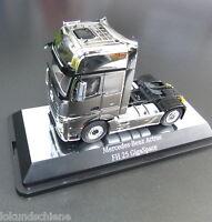 Mercedes Actros FH 25 Gigaspace  4x2 ZM Chrom NZG 1:50 Metall #844/01