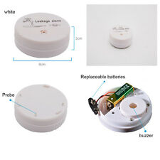 Wireless Buzz Warning Water Sensor Alarm Home Security Water Leak Detector Ring