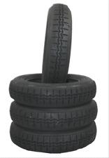 4x 125R12 62S TL Michelin X fiat 500 Puch 500 Oldtimer Reifen 125/80R12