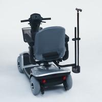 Stockhalter für Elektromobil Invacare Gehstockhalter Halter für Gehstock