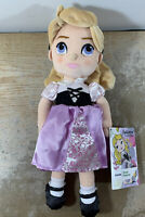 "Disney Store Exclusive Animators 12"" Princess Aurora Plush Toddler Toy Doll NEW"