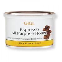 10 Jars - GiGi Espresso All Purpose Honee Wax 14oz