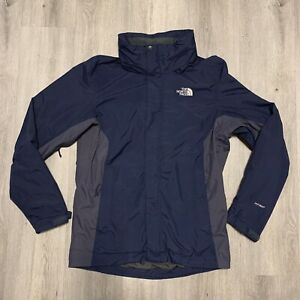 The North Face Hyvent Dark Blue Jacket. Mens Size Small.