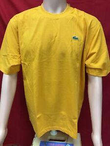 NWT Lacoste Men's 100% Cotton Casual Crewneck Polo, size 2-9, Color varies