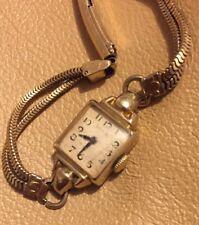 Hamilton Vintage Wrist Watch for Women, Cal 721