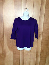 WOMEN'S CHARTER CLUB WOMAN LONG SLEEVE TOP-SIZE: 0X