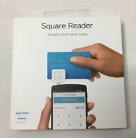 SQUARE Reader Magstripe -Accept CC's using iPhone, iPad or Android RETAIL SEALED
