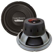 "Power Acoustik CBW124 12"" Woofer 1500 Watts Max 4 Ohm DVC"