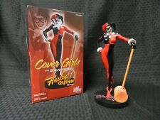 DC Direct /COVER GIRLS of the DC Universe/ HARLEY QUINN Statue / w/ Box!