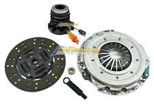 FX CLUTCH KIT w SLAVE CYL 97-08 FORD F150 F250 PICKUP TRUCK 4.2L 4.6L MOTORCRAFT