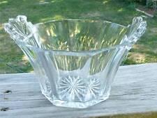 Early ABP Cut Glass Ice Bucket