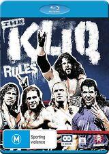 The WWE - Kliq Rules (Blu-ray, 2016, 2-Disc Set)