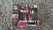 2009 NFL PRO-BOTS/ LARRY FITZGERALD ACTION FIGURE/ ARIZONA CARDINALS WR RARE
