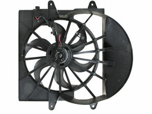 76004 4-Seasons Four-Seasons Cooling Fan Assembly New for Jeep Grand Cherokee