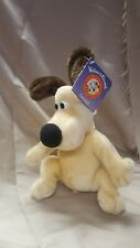 1989 WALLACE AND GROMIT PLUSH STANDING GROMIT SOFT TOY AARDMAN