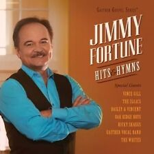 Hits & Hymns [Digipak] by Jimmy Fortune (CD, Oct-2015, Gaither Music Group)
