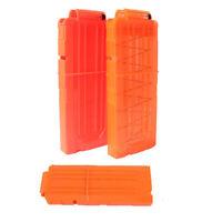 12 Darts Bullets Magazine Reload Clip System for Nerf N-strike Elite Toy Gun US