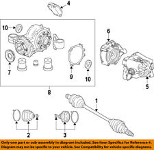 GM OEM Axle Differential-Rear-Case 22863114