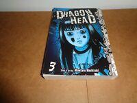 Dragon Head vol. 3 by Minetaro Mochizuki Manga Book in English