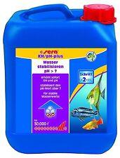 (EUR 9,56 / L) Sera KH/pH-plus - Für stabile Wasserwerte - 5000 ml