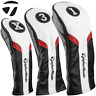 TAYLORMADE GOLF CLUB HEADCOVERS DRIVER / FAIRWAY / HYBRID / UPGRADE YOUR COVERS