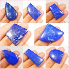 100% Natural Lapis Lazuli Loose Cabochon Gemstone NG7854-7885 Free Shipping