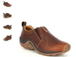 Merrell Jungle Moc Crafted Peanut Slip-On Shoe Loafer Men's sizes 7-15 NIB!!!