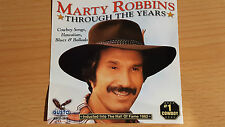 Country Marty Robbins  Through The Years