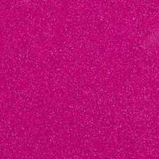 "Sparkle Glitter Vinyl Upholstery Fabric - Sold By The Yard - 54""- Hot Pink"