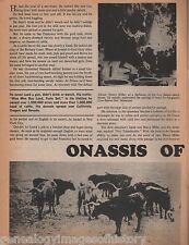 Cattle Baron Henry Miller-Onassis of Cattle+Kohrs*King*,Hurdy, Hidalgos,Kreiser