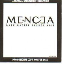(O561) Mencéa, Dark Matter Energy Noir - DJ CD