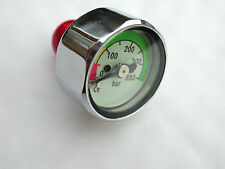 Scuba diving BUTTON GAUGE mini HIGH PRESSURE regulator PONY cylinder TECH dive !