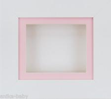 Nuevo Caja Blanca Profundo Marco Cuadro 2D 3D Dibujos Objetos de Arte