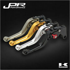 JPR ADJUSTABLE BRAKE+CLUTCH SHORTY SET KAWASAKI NINJA 300 2013-2016 - JPR-2525
