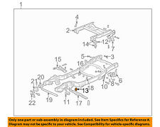 GM OEM Frame-Bumper 15153959