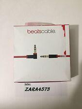 Original 3.5mm Audio Cable/ L Cord/ for Beats by Dr Dre Headphones Aux