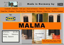 Lackstift für IKEA MALMA weiß