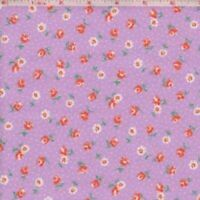 NAPTIME LITTLE FLOWERS cotton print Robert Kaufman by  BTY