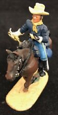 Del Prado Collection ~ Bugler 7th Cav Reg Figure ~ 3.5""