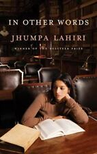 In Other Words by Jhumpa Lahiri (2016, Hardcover) - I send worldwide
