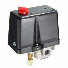 Air Compressor Pressure Switch Control Valve Heavy Duty Three Phase 380V 160PSI