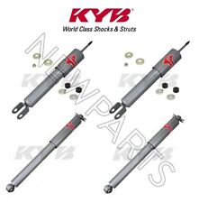 Front & Rear Shock Absorbers Suspension Kit KYB Gas A Just For Hummer H3 06-08