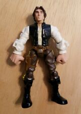 Harrison Ford Han Solo Star Wars Action figure movie film science fiction Toy