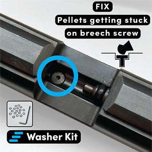 Washers for Crosman 2240 2250 Steel Plastic Breech Screw | Pellets getting stuck