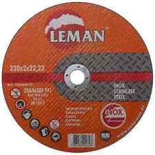 25 Flex Discs Inox Cutting Ø 230 Steel Stainless V2A Sheet
