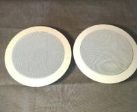 """AudioSource AS5c 5.25"""" Ceiling Pair Speakers System 125W 8 Ohm #4363"""