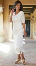Midnight Velvet Formal Dress Wedding Beaded Ivory Gold Skirt Suit Size  S M L XL